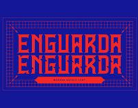 ENGUARDA - FREE FONT