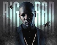 Giggs — Big Bad — Album Artwork Concept — byDBDS®