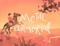 Metal Armorial