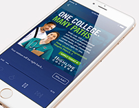 Highline College - Pandora Display & Audio Ad