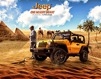 JEEP - The Desert Beast