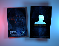 SAM AT 5:AM » Poster Designs