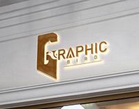Graphic Bird Logo