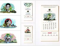 Nova 'Thamizh Natural Medicine' Calendar 2020