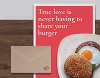 L'amour Burger