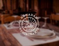 Branding - Nómadas Restaurante
