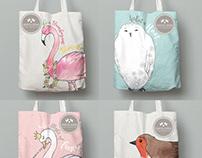 Heaven Sends / Tote Bags