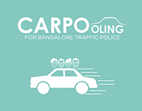 CARPOOLING ILLUSTRATION