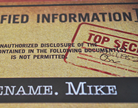 codename.Mike: Band Presskit