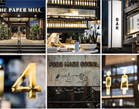 The Paper Mill Food Branding
