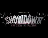 Showdown / One Show Interactive 2008