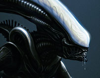 A perfect organism (Alien 36)