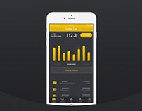 Golden Coin App Redesign