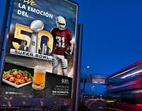Super Bowl - Publicidad