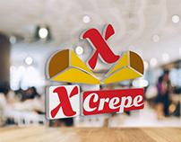 X Crepe Logo