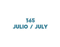 365 Rounds Julio / july