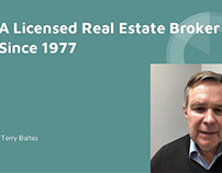 Terry Baltes: Licensed Real Estate Broker