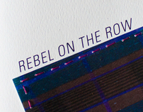 Student Work: Rebel on the Row