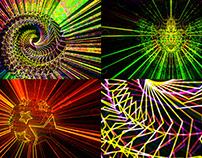 Colors Transformation - VJ Loop Pack (3in1)