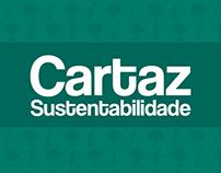 Cartaz Sustentabilidade