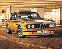 BMW CSL 3,0 GOLD
