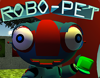 Robo-Pet The Game