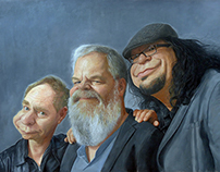 Tim Jenison Commission (featuring Penn and Teller)