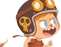 Adventure Kid