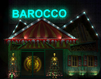 Halloween Decoration Concept for Barocco