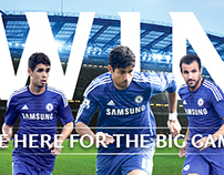 Chelsea TV  DL Ad 2014