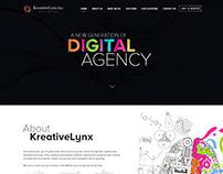 KreativeLynx - Redesigned