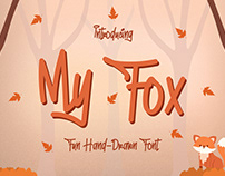 My Fox – Fun and Playful Font