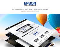 Epson Responsive Redesign