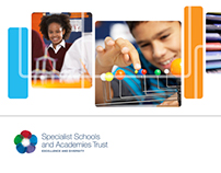 Website Design for Educational Trust
