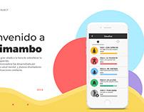 Antimambo - Diseño de interfaz / UX