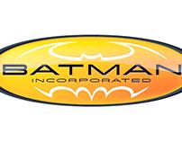 A selection of DC Comics logos