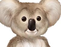 Cushelle Kenny the Koala