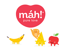 Máh! pure love