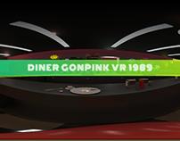 Gonpink Diner VR 1989