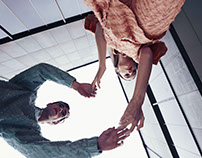 Falling for Kluid Magazine (Stylist)
