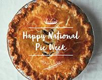 / Pie Week • Poster