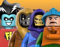 Lego Minifigures: Series 5