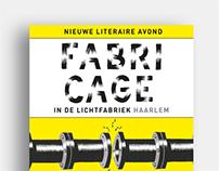 Fabricage — Literary Event