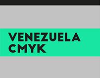 Venezuela CMYK