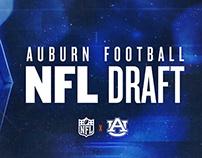 2018 NFL Draft Package - Auburn Football