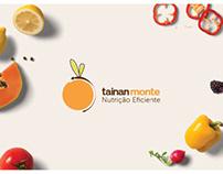 Nutricionista Tainan Monte