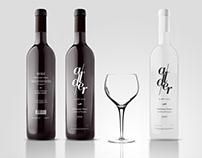 Alder© Winery - Packaging & Identity