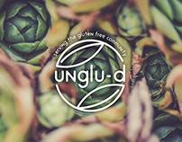 Branding Design Unglu-d
