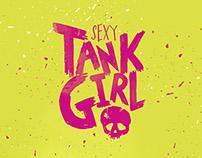 SEXY TANK GIRL