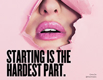 Starting Is The Hardest Part